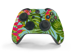 Xbox One Controller Hawaiian Decal Kit