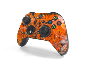 Xbox One Controller Hunter Camo Decal Kit