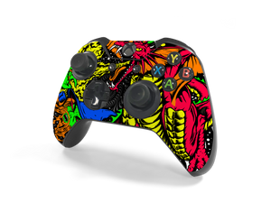 Xbox One Controller Wizard Decal Kit