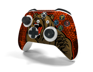 Xbox One S Controller Bear Country Decal Kit