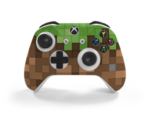 Xbox One S Controller Crafter Decal Kit