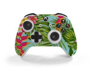 Xbox One S Controller Hawaiian Decal Kit