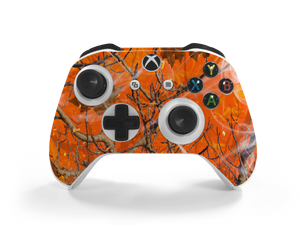 Xbox One S Controller Hunter Camo Decal Kit