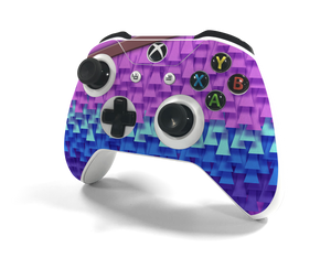 Xbox One S Controller Llama Piñata Decal Kit