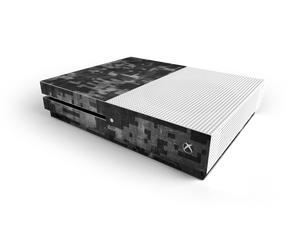 Xbox One S Digital Camo Skin