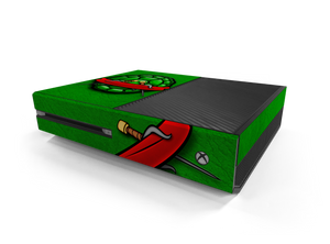 Xbox One Turtle Time Raph Skin