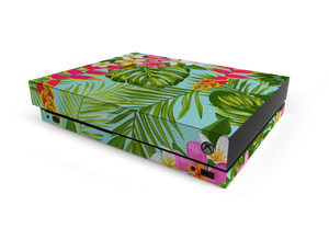Xbox One X Hawaiian Skin