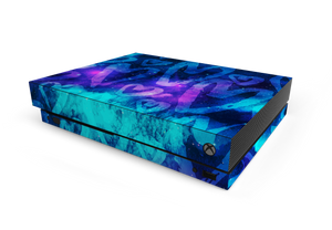 Xbox One X Space Love Skin