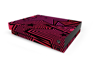 Xbox One X SuperStar Skin