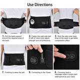 Electric Waist Back Belt Heat Therapy