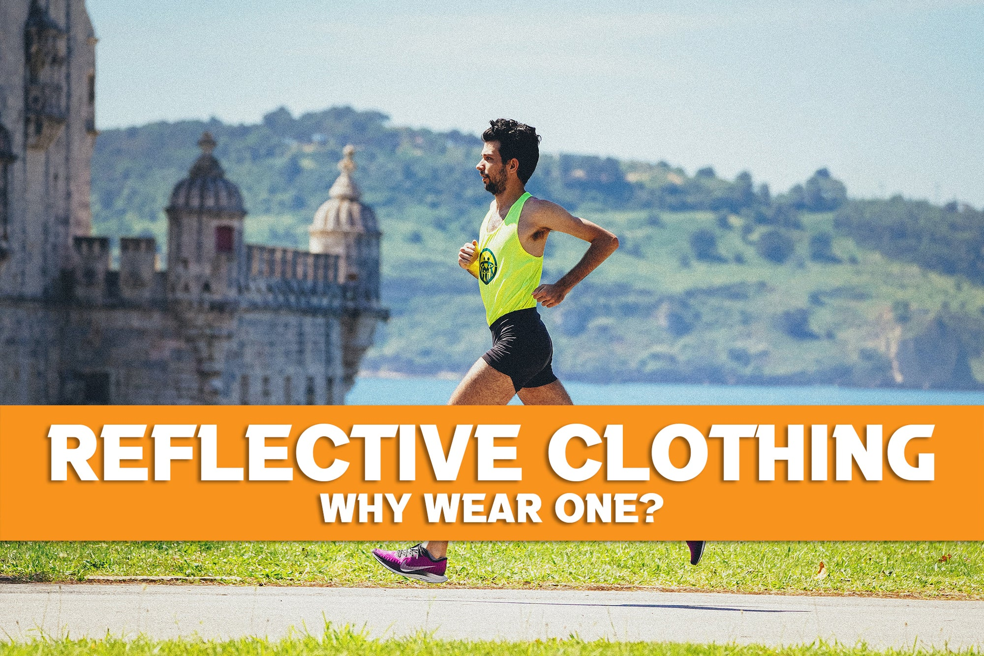 Why Should You Wear Reflective Clothing While Running?