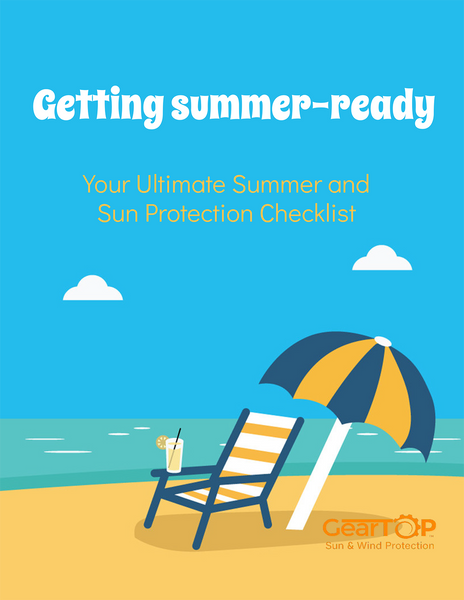 Getting Summer-Ready: Your Ultimate Summer and Sun Protection Checklist