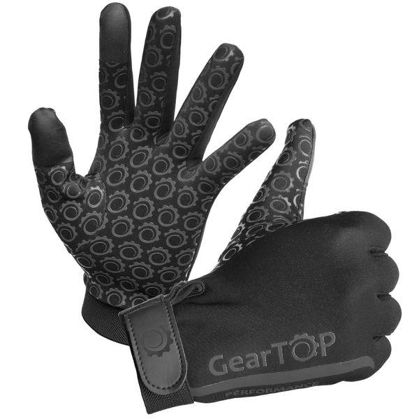 Grippy Touch Screen Gloves