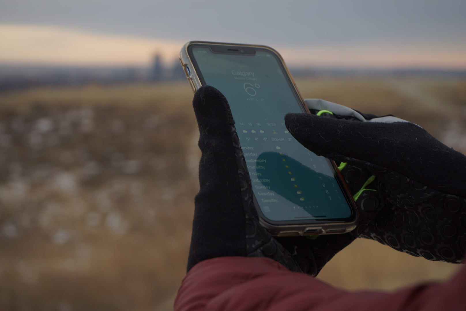 GearTOP Driving Gloves with Touchscreen Compatibility