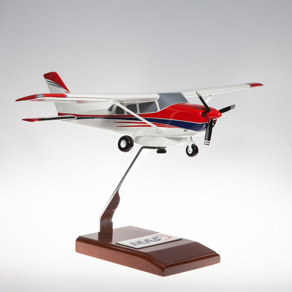 Model Airplane- MAF Cessna 206