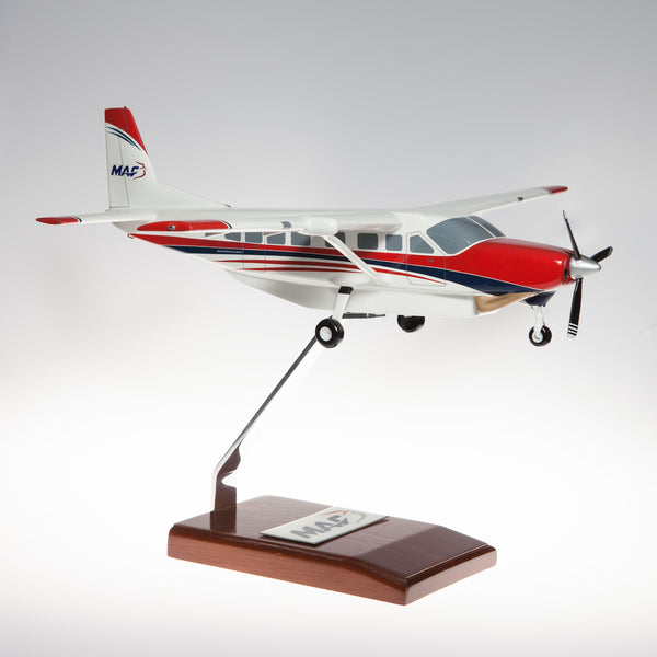 Model Airplane- MAF Cessna 208 Grand Caravan