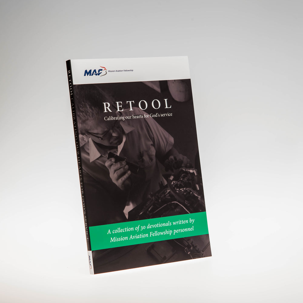 RETOOL Devotion Book