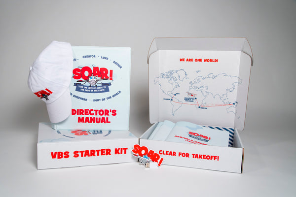 SOAR! VBS Starter Kit