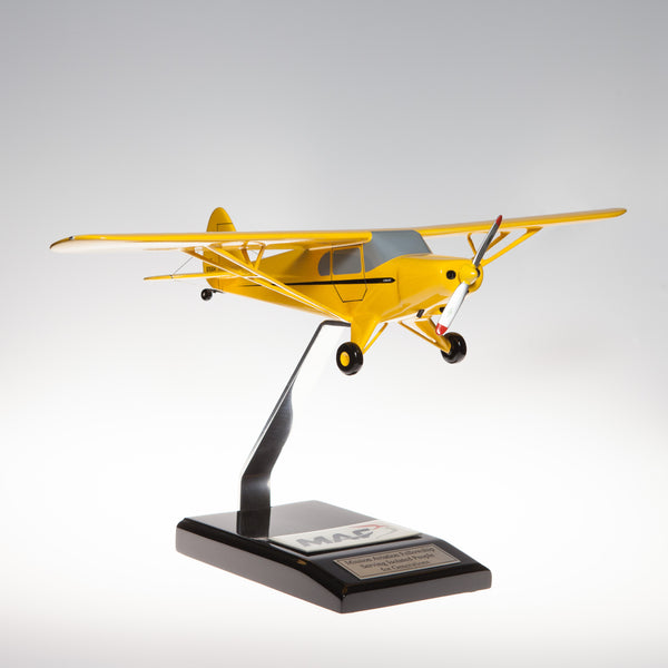 Model Airplane- Piper PA-14 Family Cruiser
