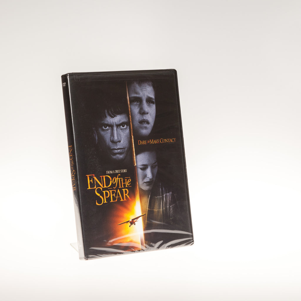 'End of the Spear' DVD