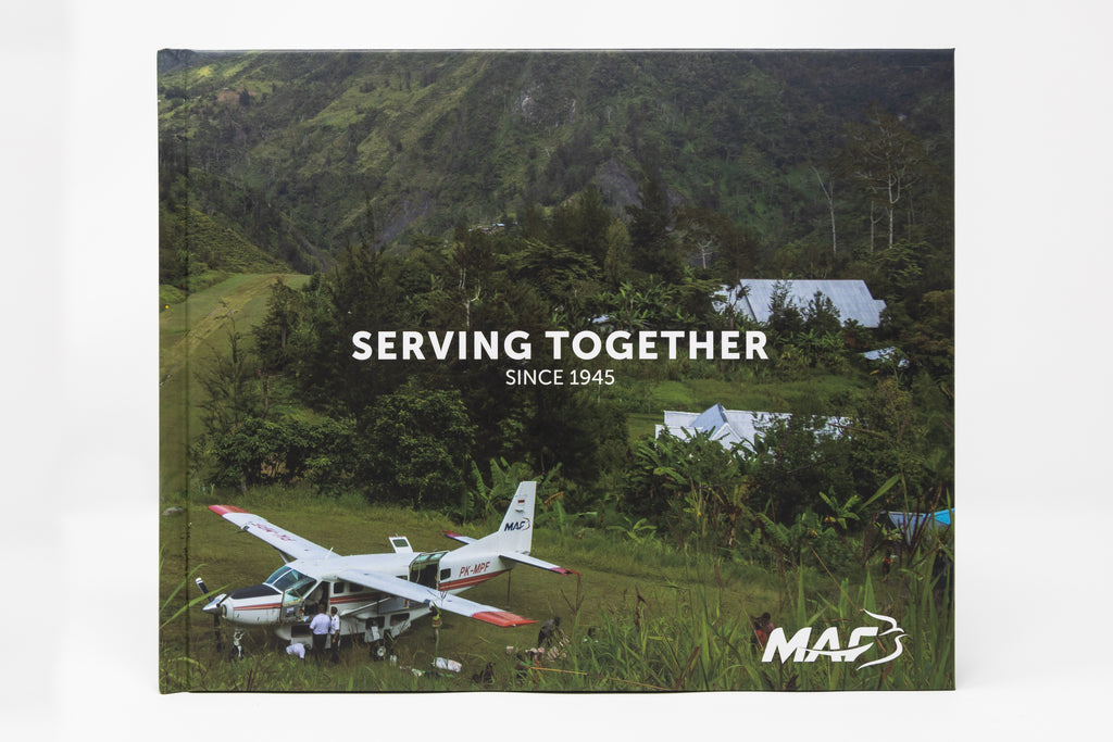 MAF Photo Book- Serving Together