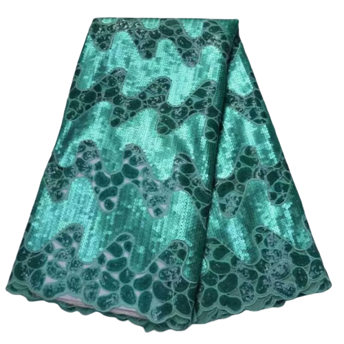 High Quality Organza Lace Fabric #13 - Alagema Fabrics & Accessories
