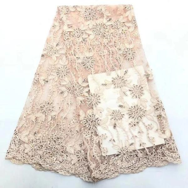 High Quality Net Lace Fabric #14 - Alagema Fabrics & Accessories