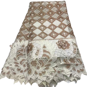 High Quality Guipure Lace Fabric #4 - Alagema Fabrics & Accessories