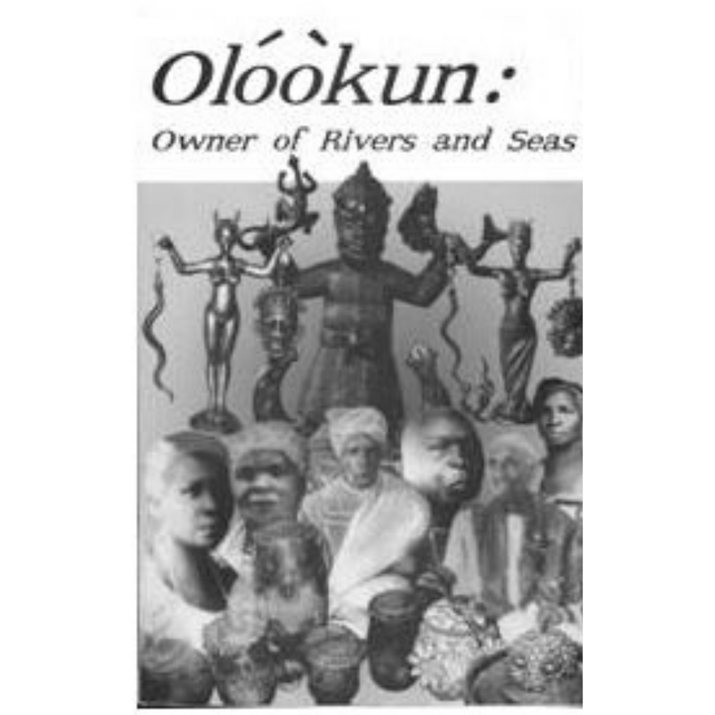 John Mason's Olokun: Owner of Ocean and Seas - Alagema Fabrics & Accessories