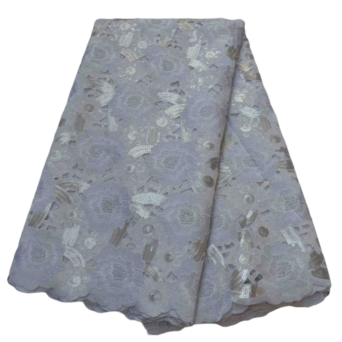 High Quality Organza Lace Fabric #18 - Alagema Fabrics & Accessories