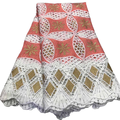 High Quality Guipure Lace Fabric #23 - Alagema Fabrics & Accessories
