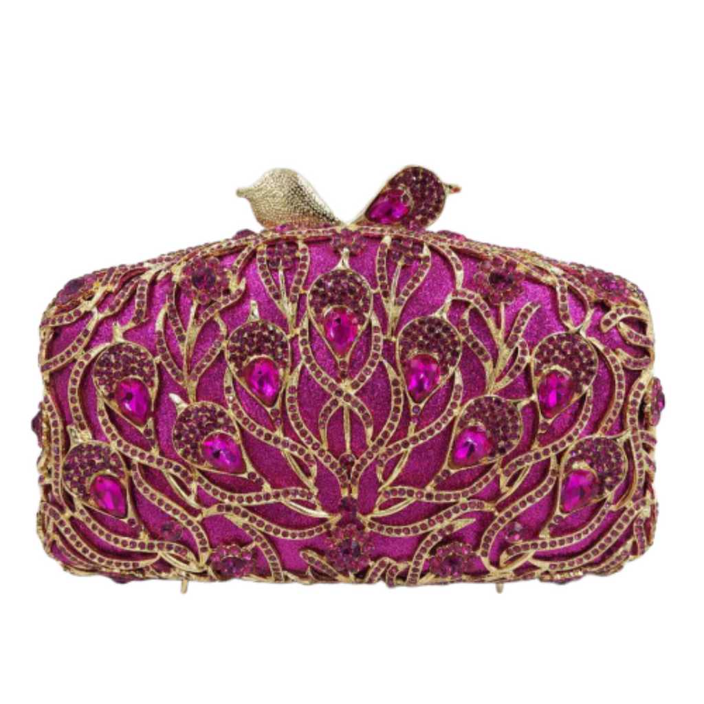 High Quality Clutch Evening Bag #26 - Alagema Fabrics & Accessories