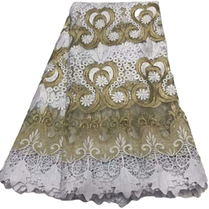 High Quality Guipure Lace Fabric #3 - Alagema Fabrics & Accessories