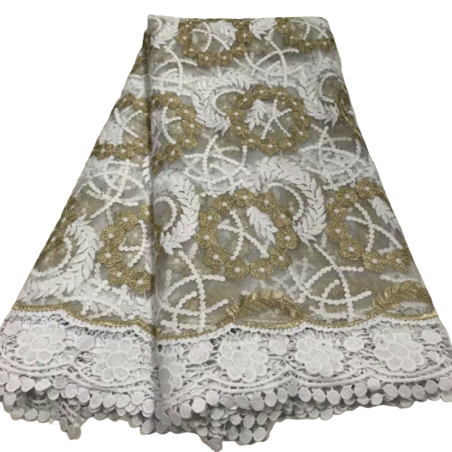 High Quality Guipure Lace Fabric #25 - Alagema Fabrics & Accessories