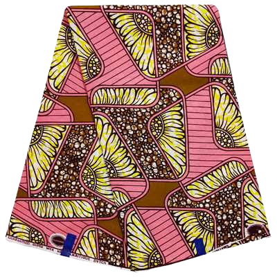 High Quailty 100% Cotton Super African Print Fabric #1 - Alagema Fabrics & Accessories