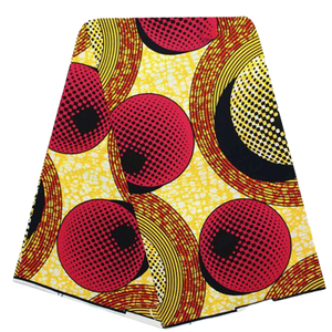 High Quailty 100% Cotton African Hollandais Wax Print Fabric #237 - Alagema Fabrics & Accessories