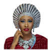 High-Quality Aso Oke Auto Gele #10 - Alagema Fabrics & Accessories