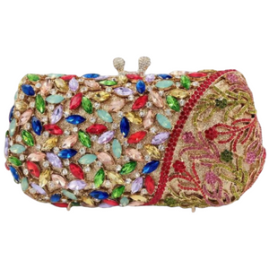 High Quality Clutch Evening Bag #38 - Alagema Fabrics & Accessories
