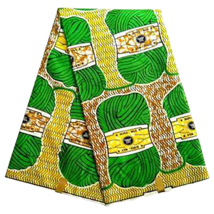 High Quailty Polyester African Print Fabric #7 - Alagema Fabrics & Accessories