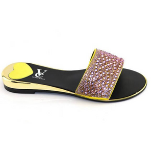 High-Quality Sandals #9 - Alagema Fabrics & Accessories