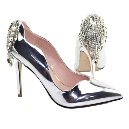 High-Quality High Heels #11 - Alagema Fabrics & Accessories