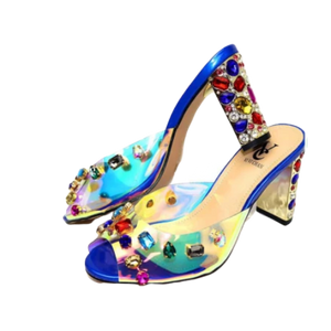High-Quality High Heels #21 - Alagema Fabrics & Accessories