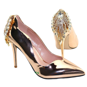 High-Quality High Heels #1 - Alagema Fabrics & Accessories