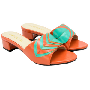 High-Quality Sandals #64 - Alagema Fabrics & Accessories