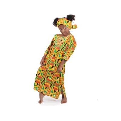 Girl's Kente Skirt Set #2 - Alagema Fabrics & Accessories