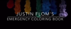 Emergency Coloring Book by Justin Flom (Download)