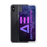Abstract Effects iPhone Case
