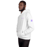 Abstract Effects Classic Hoodie (Black or White)