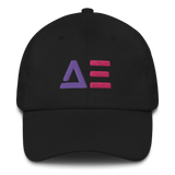 Abstract Effects Dad Hat (Color)