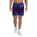 Abstract Effects Athletic Shorts